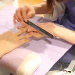 爪の形を整えるには爪切りよりファイル!方法教えます!
