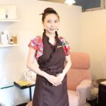 【カルジェリストインタビューVol.11】蓮水さん/ネイリスト・書道家・水墨画家・墨デザイナー