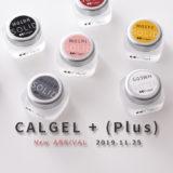 カルジェル新ラインCALGEL+(Plus)シリーズを使用したジェルネイルデザインの作り方